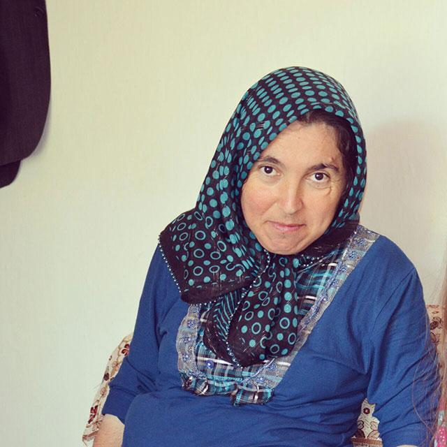 Osman Akarsu k�z� Fadimeana Akarsu vefat etmi�tir